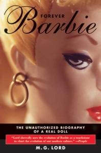 Forever Barbie kitap kapağı