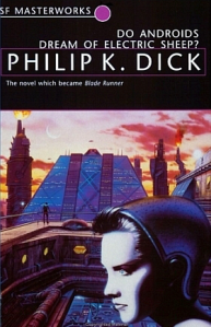 Do androids dream of electric sheap kitap kapağı