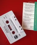 kaset kapağı ve kartonet fotoğrafı
